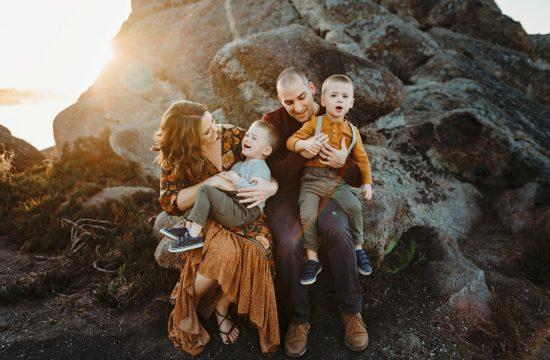 carmel family photos