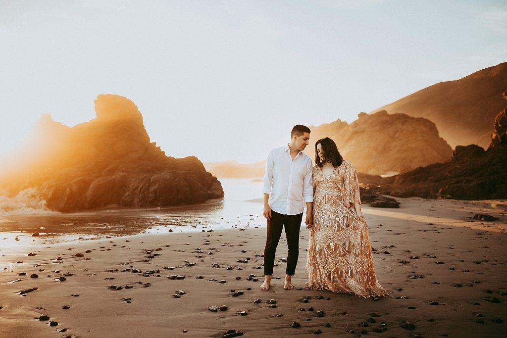 Big Sur elopement