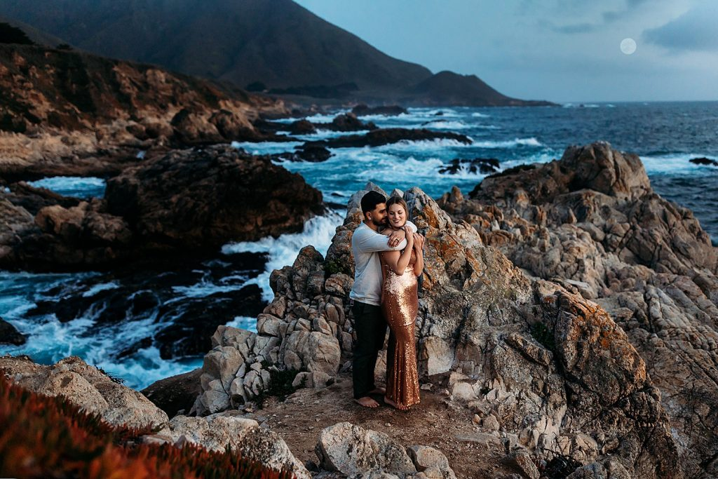 Big Sur engagement photographer