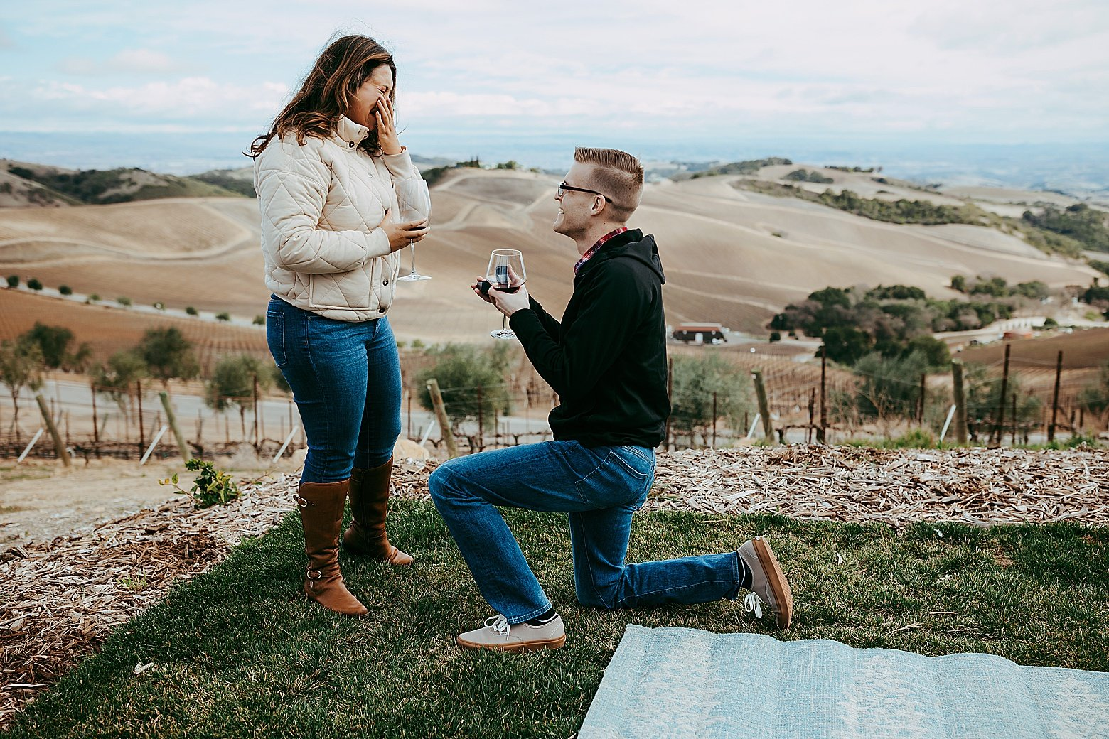 DAOU proposal photos
